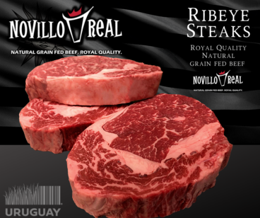 Ribeye Steak Novillo Real