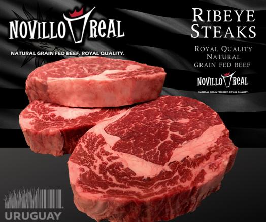 Ribeye Steak Novillo Real