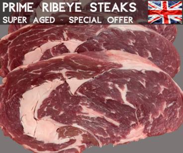 Ribeye Steak Special