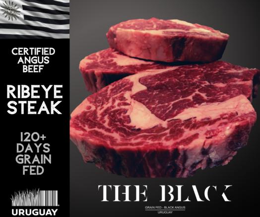 Ribeye Steak The Black