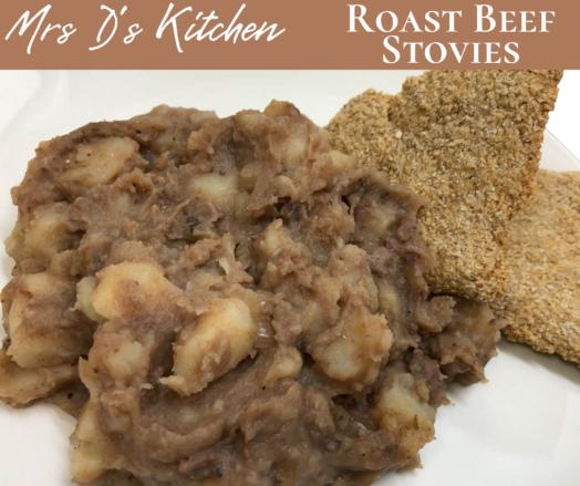 Roast Beef Stovies