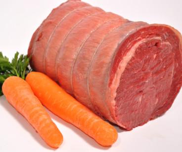 Rolled Brisket Roast