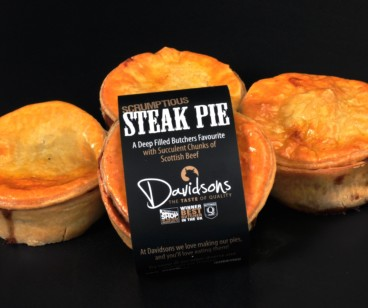 Steak Pie Round