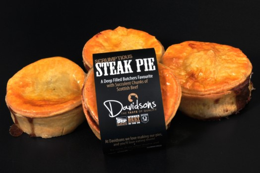 Round Steak Pie