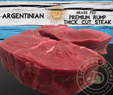 Rump Heart Steak Argentinian