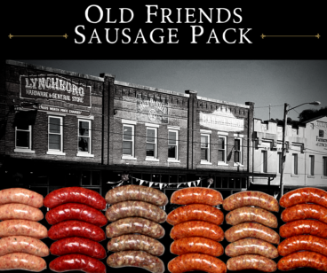 BBQ Sausage Taster Pack ~ Old Friends