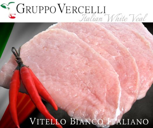 Scaloppa di Vitello bianco ~ Italian White Veal Escalope