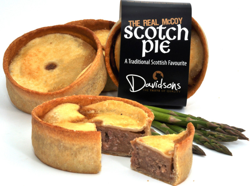 Scotch Pie - Meat Pies & Pastries - John Davidsons - The ...