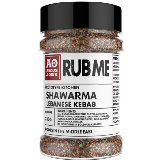 Shawarma Lebanese Kebab