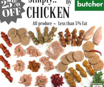 Simply Chicken by the lean butcher