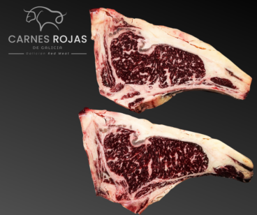 Sirloin Bone-in Galician Lomo Bajo