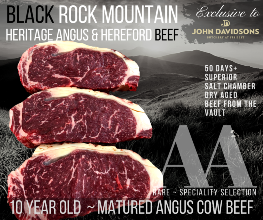 Sirloin of Angus Cow Beef