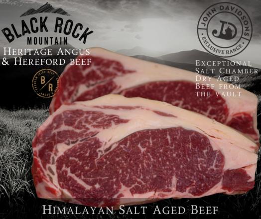 Sirloin Steak Black Rock Mountain