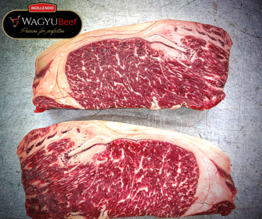 Sirloin Steak ~ Chilean Wagyu BMS6-7