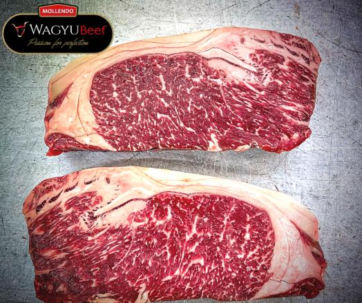 Sirloin Steak ~ Chilean Wagyu BMS6-7