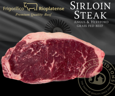 Sirloin Steak Rioplatense
