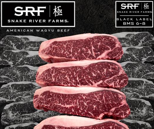 Sirloin Steak Snake River Farms Wagyu Black Label