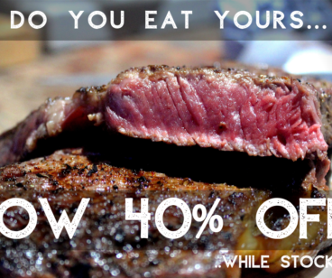 SIRLOIN STEAK SPECIAL OFFER