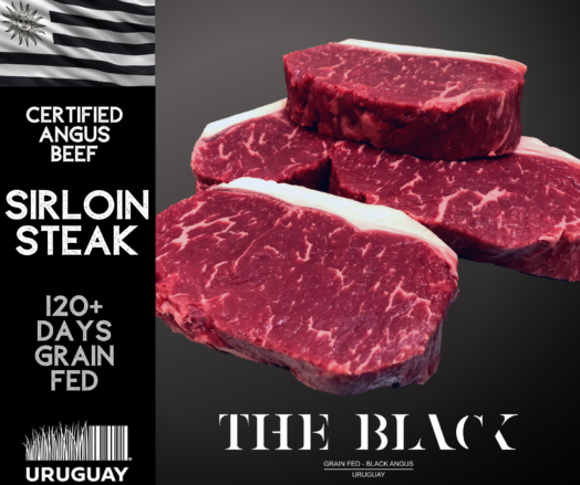 Sirloin Steak The Black