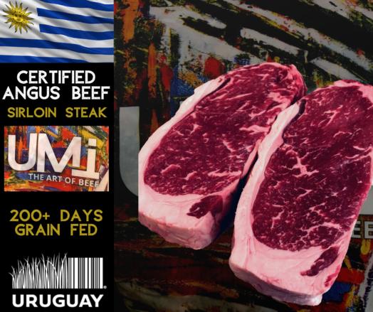 Sirloin Steak UMI