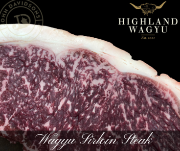 Sirloin Steak Highland Wagyu
