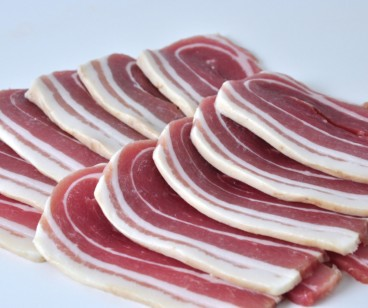 Smoked Streaky Bacon - Dry Cured
