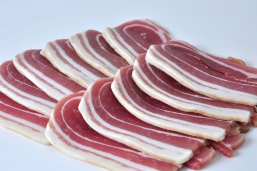 Streaky Bacon - Dry Cured Smoked