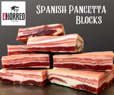 Spanish Pancetta