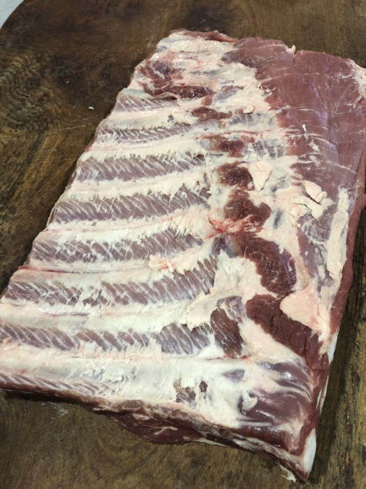Pork Ribs ~ St Louis Cut Rack