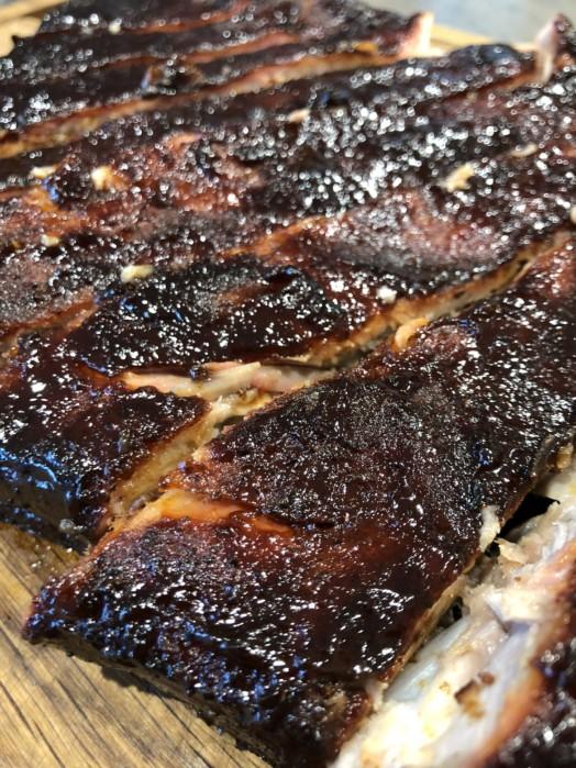 Pork Ribs ~ St Louis Cut
