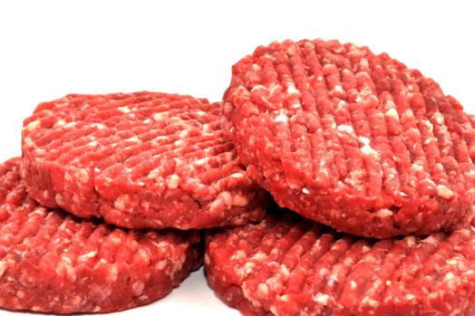 Steak Burgers ~ Quarter-pounders