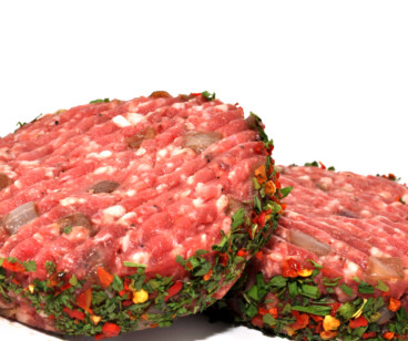 Steak & Cheese Burgers