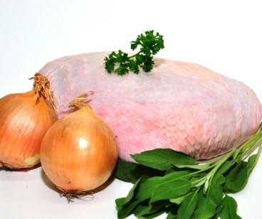 Turkey Breast Roast with Sage & Onion Stuffing