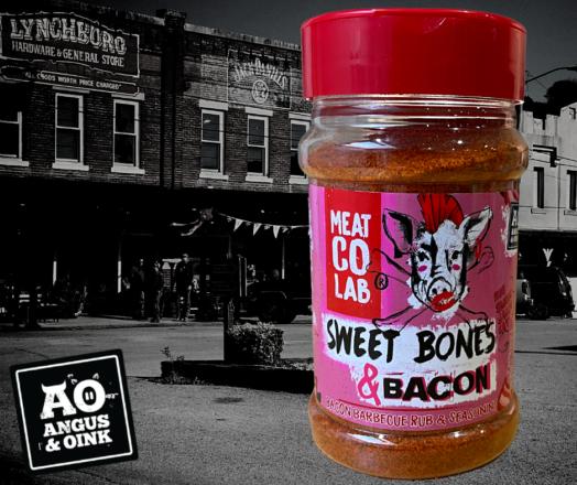 Sweet Bones and Bacon Seasoning