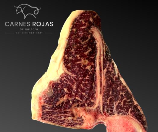 T-Bone Steak Galician Chuleta de Lomo