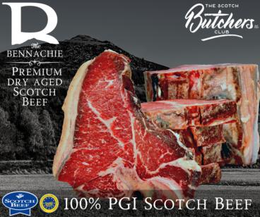 T-Bone Steak Scotch Beef