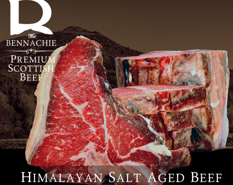 T-Bone Steak Scottish