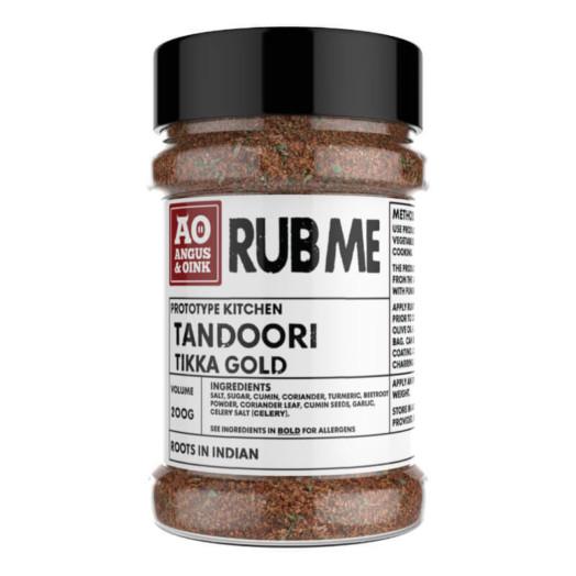 Tandoori BBQ Rub