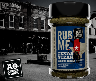 Texas Steak Seasoning