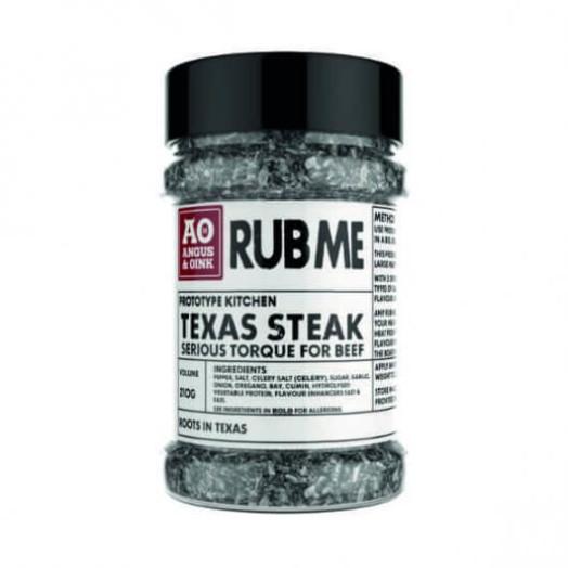 Texas Steak Rub