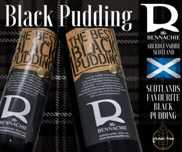The Bennachie Black Pudding