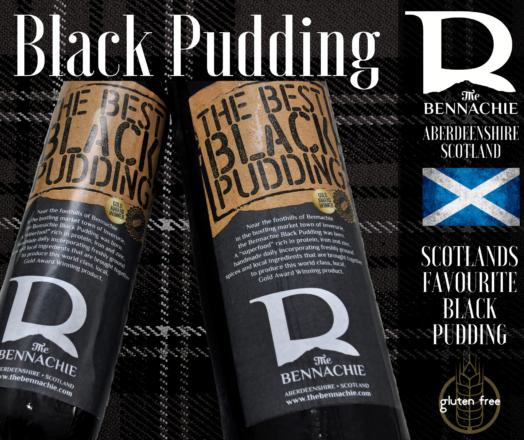 The Bennachie Black Pudding