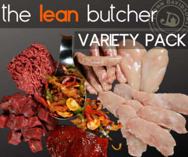 The Lean Variety Pack