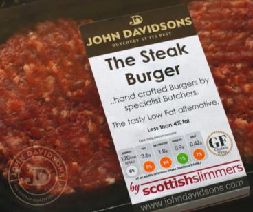 The Steak Burger
