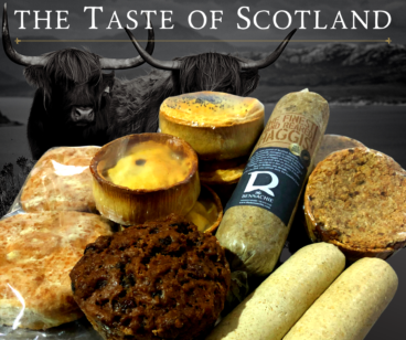 The Taste of Scotland
