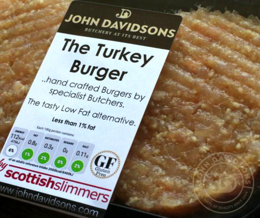 The Turkey Burger