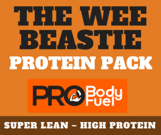 THE WEE BEASTIE ~ Protein Pack