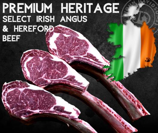 Tomahawk Steak Angus & Hereford