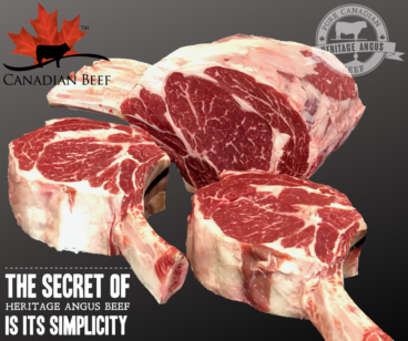 Tomahawk Steak Canadian Angus