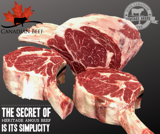 Tomahawk Steak Canadian Angus